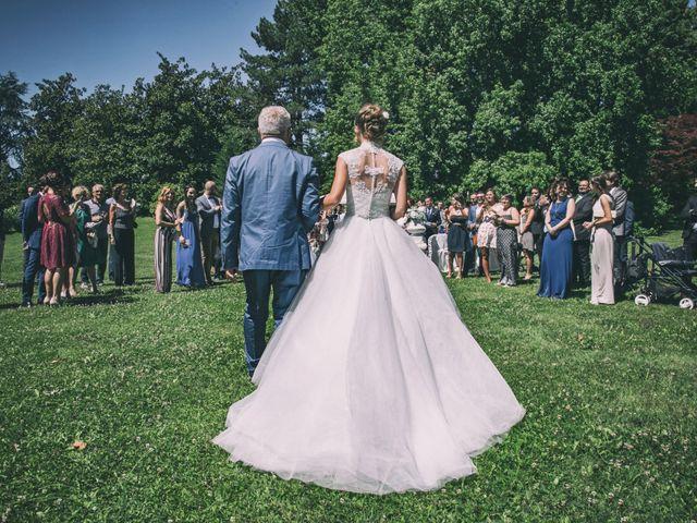 Il matrimonio di Matteo e Francesca a Briosco, Monza e Brianza 14
