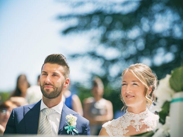 Il matrimonio di Matteo e Francesca a Briosco, Monza e Brianza 15