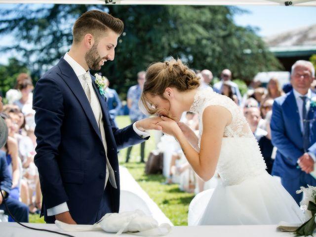 Il matrimonio di Matteo e Francesca a Briosco, Monza e Brianza 18