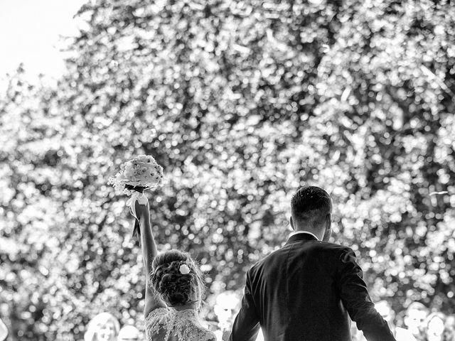 Il matrimonio di Matteo e Francesca a Briosco, Monza e Brianza 19