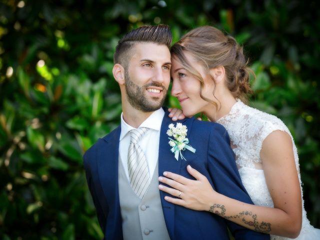Il matrimonio di Matteo e Francesca a Briosco, Monza e Brianza 25
