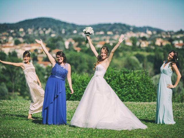 Il matrimonio di Matteo e Francesca a Briosco, Monza e Brianza 27