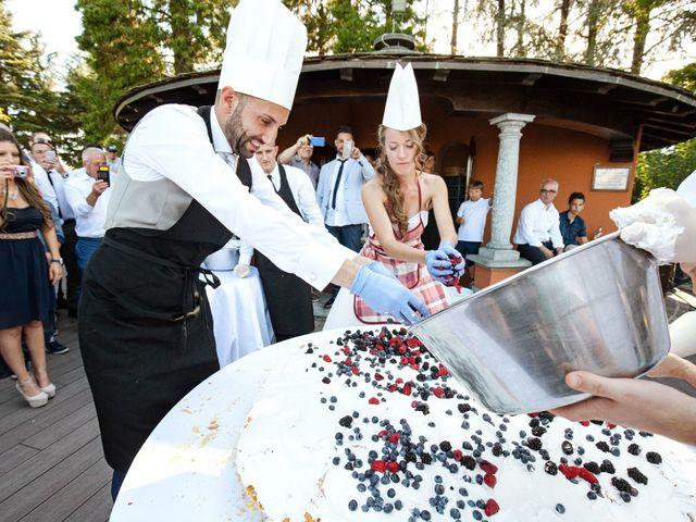 Il matrimonio di Matteo e Francesca a Briosco, Monza e Brianza 28