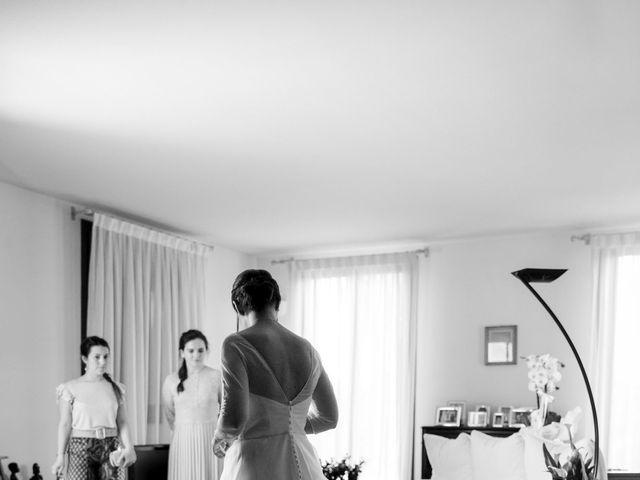 Il matrimonio di Valerio e Elisabetta a Castelletto sopra Ticino, Novara 8