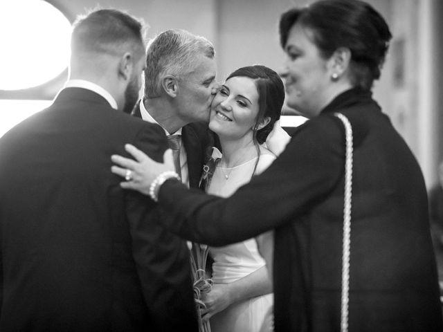 Il matrimonio di Valerio e Elisabetta a Castelletto sopra Ticino, Novara 26