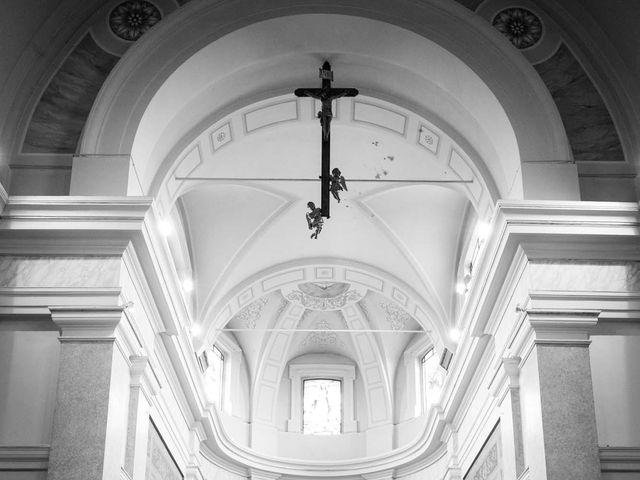 Il matrimonio di Valerio e Elisabetta a Castelletto sopra Ticino, Novara 27