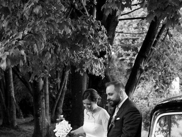 Il matrimonio di Valerio e Elisabetta a Castelletto sopra Ticino, Novara 70