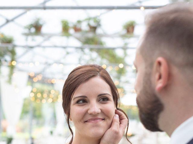 Il matrimonio di Valerio e Elisabetta a Castelletto sopra Ticino, Novara 78