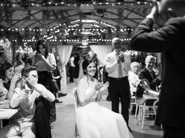Il matrimonio di Valerio e Elisabetta a Castelletto sopra Ticino, Novara 89
