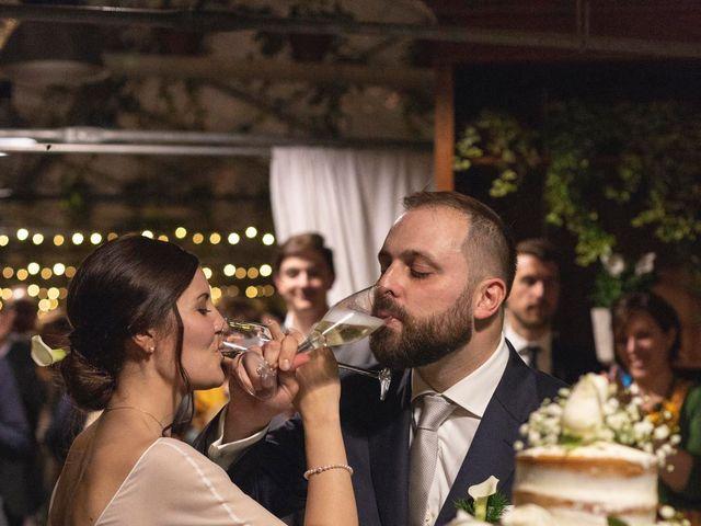 Il matrimonio di Valerio e Elisabetta a Castelletto sopra Ticino, Novara 95