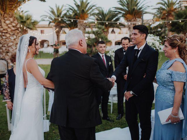 Il matrimonio di Vincenzo e Alessia a Agrigento, Agrigento 43