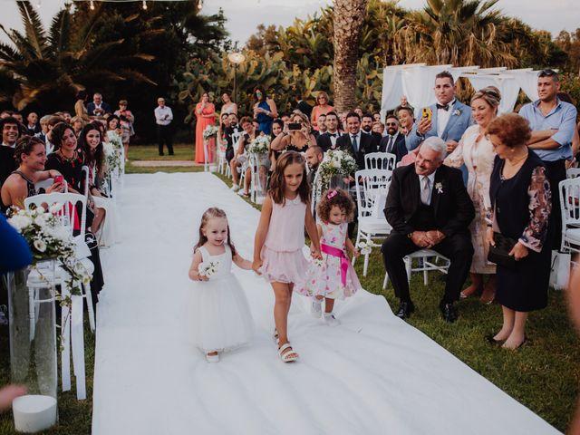 Il matrimonio di Vincenzo e Alessia a Agrigento, Agrigento 44