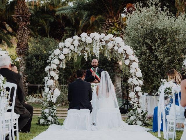 Il matrimonio di Vincenzo e Alessia a Agrigento, Agrigento 51