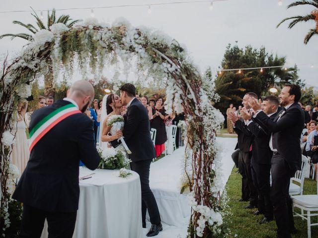Il matrimonio di Vincenzo e Alessia a Agrigento, Agrigento 52