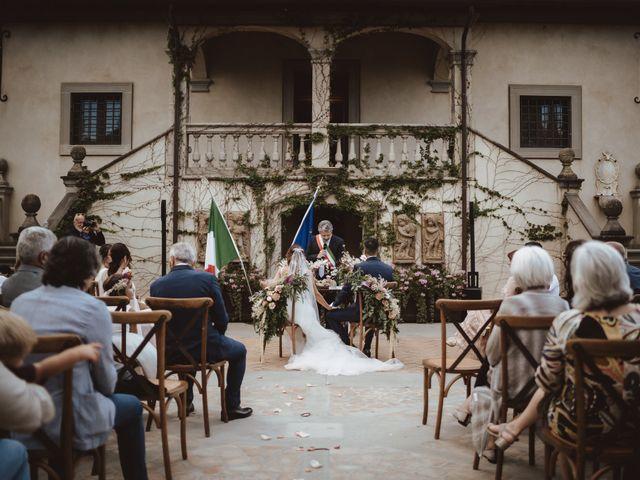Il matrimonio di Duccio e Serena a Montespertoli, Firenze 12