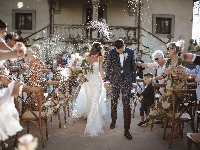 Il matrimonio di Duccio e Serena a Montespertoli, Firenze 18