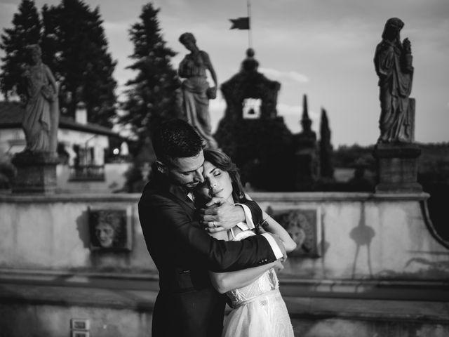 Il matrimonio di Duccio e Serena a Montespertoli, Firenze 21