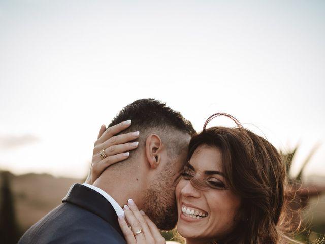 Il matrimonio di Duccio e Serena a Montespertoli, Firenze 24