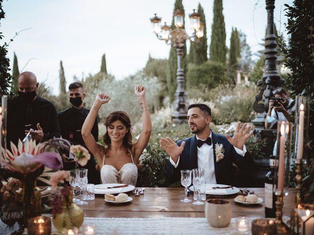 Il matrimonio di Duccio e Serena a Montespertoli, Firenze 25