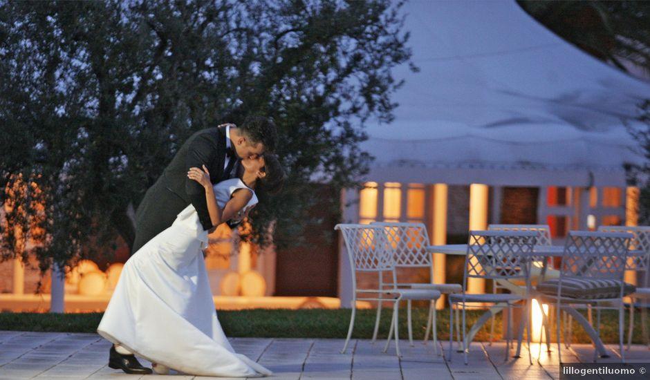 Il matrimonio di Davide e Felicia a Andria, Bari