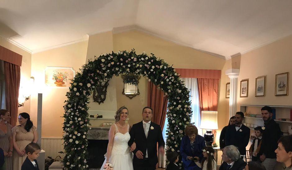 Il matrimonio di Valerio  e Stefania  a Roma, Roma
