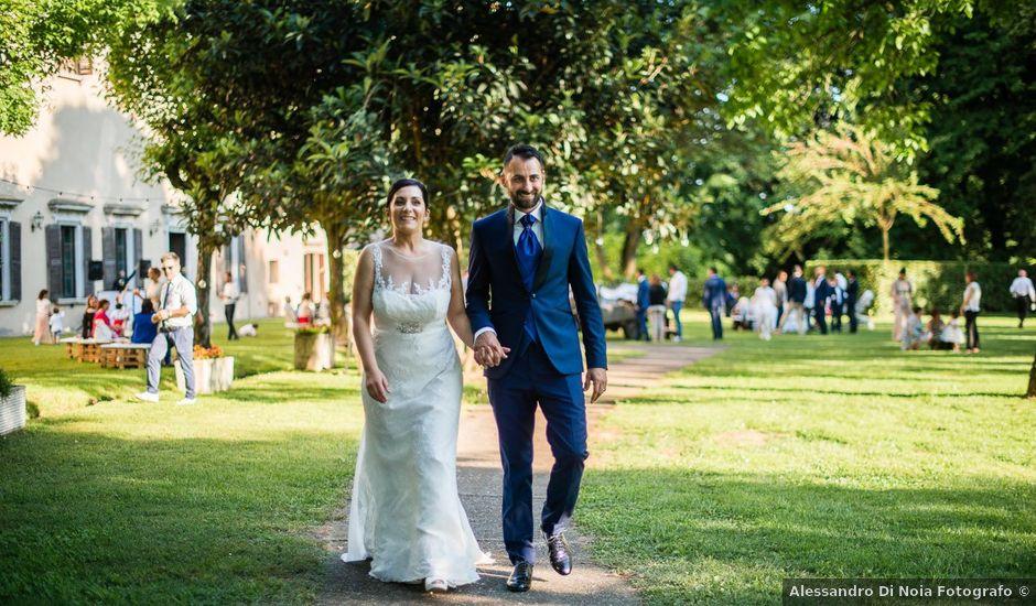 Il matrimonio di Simone e Sabrina a Bergamo, Bergamo