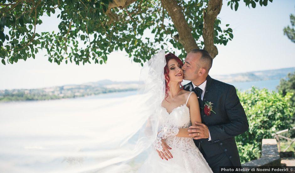 Il matrimonio di Francesco e Stefania a Viterbo, Viterbo