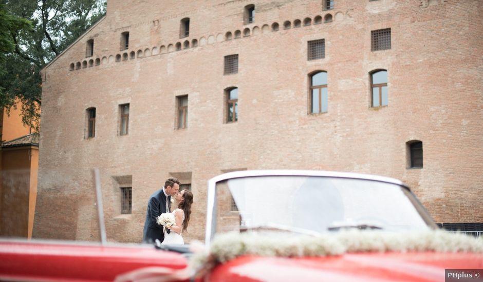 Il matrimonio di Davide e Irene a Carpi, Modena