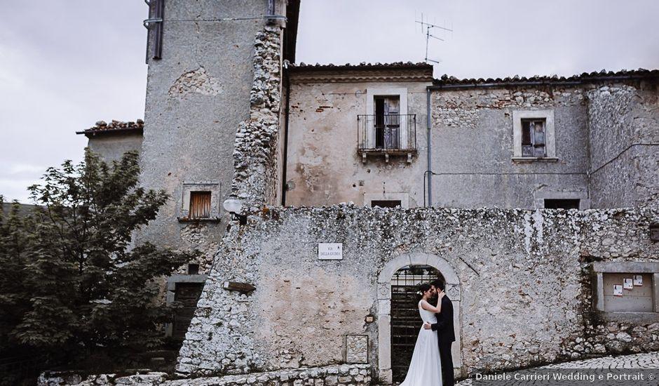 Il matrimonio di Rachele e Andrea a Santo Stefano di Sessanio, L'Aquila