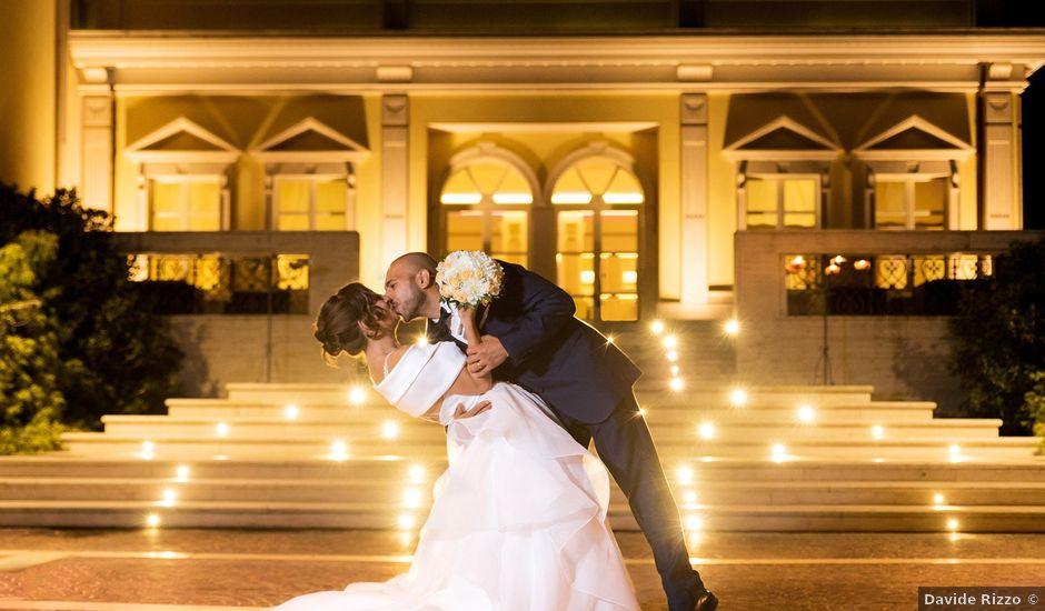 Il matrimonio di Rosario e Rachele a Avellino, Avellino