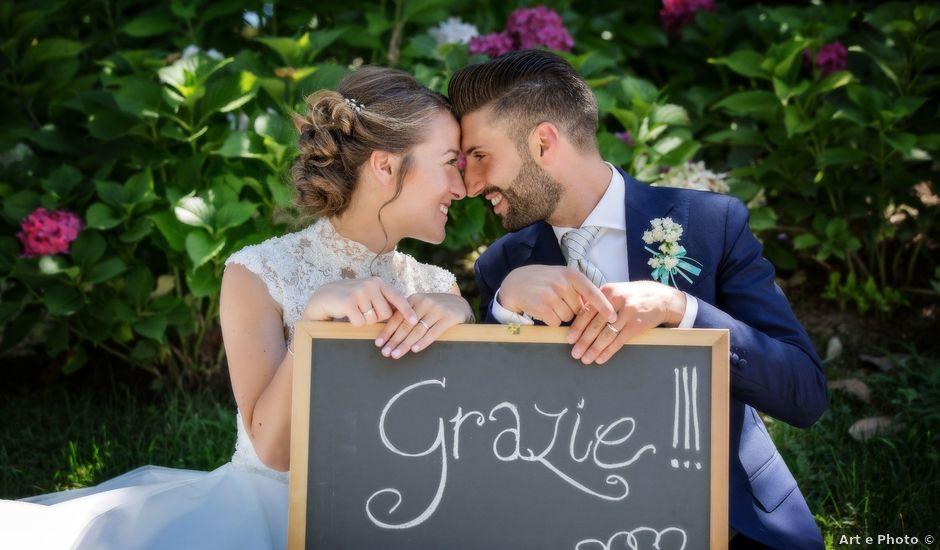 Il matrimonio di Matteo e Francesca a Briosco, Monza e Brianza