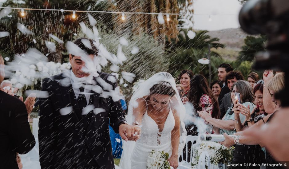 Il matrimonio di Vincenzo e Alessia a Agrigento, Agrigento