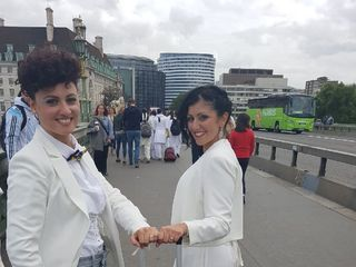 Le nozze di Daniela  e Federica 1
