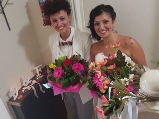 Le nozze di Daniela  e Federica