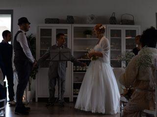Le nozze di Giulia e Galileo 1