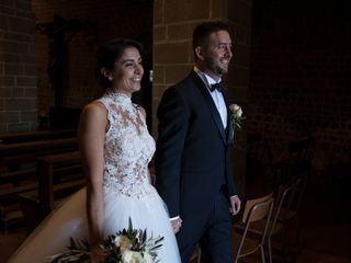 Le nozze di Annalisa e Gianluca