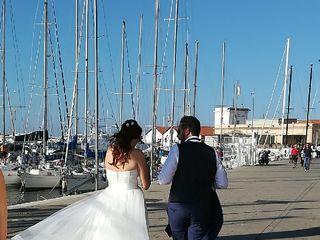 Le nozze di Elisa e Benni  2