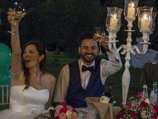 Le nozze di Elisa e Benni
