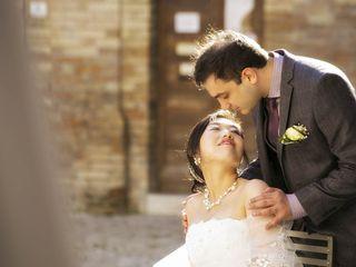 Le nozze di Ning e Gianpaolo