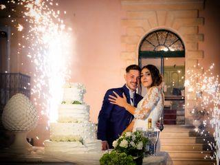 Le nozze di Giuseppe e Ylenia