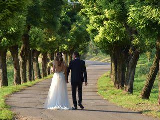 Le nozze di Marika e Andrea