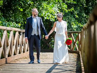 Le nozze di Domenico e Cristina