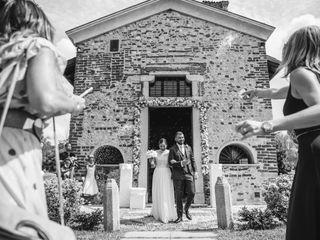 Le nozze di Valentina e Gianfranco