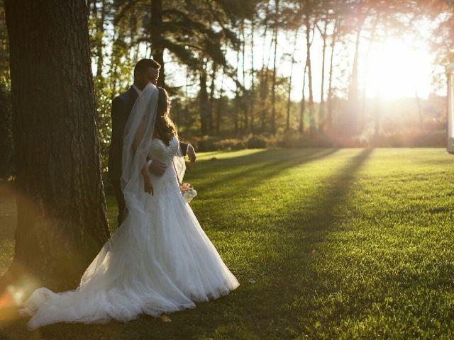 Il matrimonio di Alessandro e Arianna  a Seregno, Monza e Brianza 1