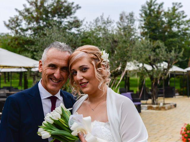 Il matrimonio di Galileo e Giulia a Montevarchi, Arezzo 8