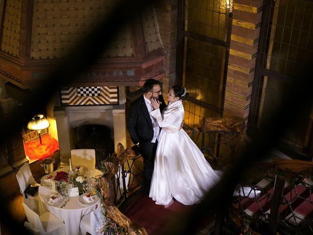 le nozze di Mariangela e Ludovico