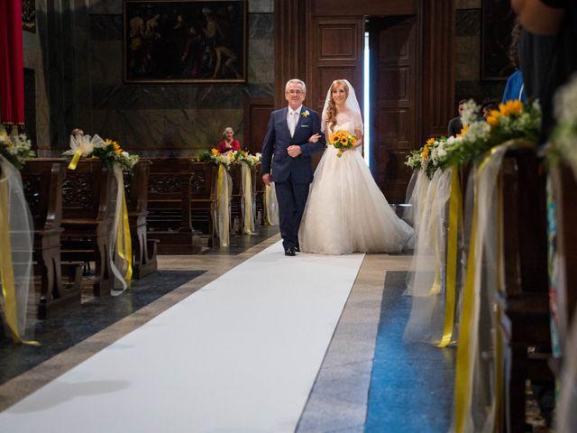 Il matrimonio di Mauro e Sara a Bergamo, Bergamo 16