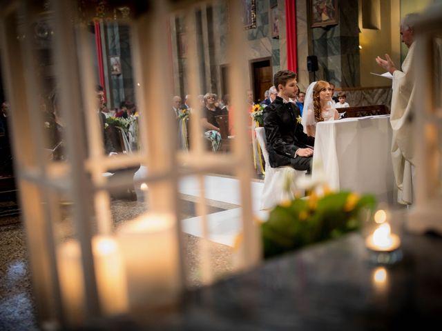 Il matrimonio di Mauro e Sara a Bergamo, Bergamo 24