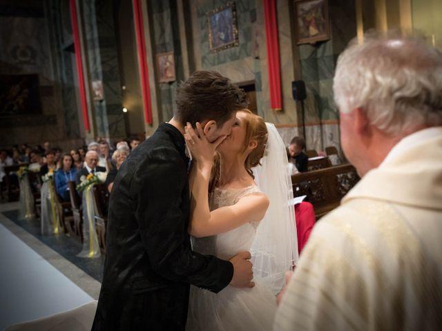 Il matrimonio di Mauro e Sara a Bergamo, Bergamo 27