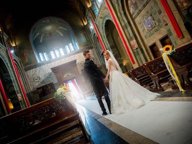 Il matrimonio di Mauro e Sara a Bergamo, Bergamo 28